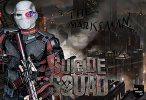 SUICIDE SQUAD - DEADSHOT by Redhood2343