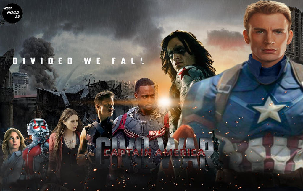 The Critical Order Captain America Civil War