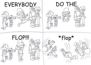 Everybody do the Flop by SomePkmn-LovingDude