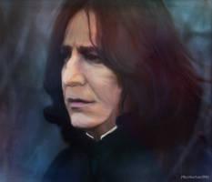 Severus Snape 190714 by MissNorton1990
