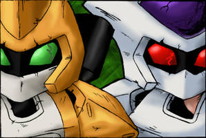 metabee - rokusho by neoyurin