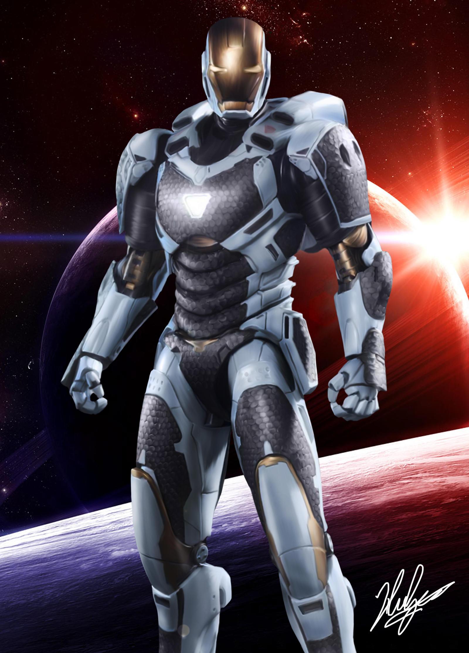 Iron Man Mark 39 - Starboost by neoyurin on DeviantArt