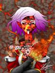 OC: Athena Lenster - Dragon soul mode