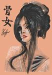 Yokai - Hone Onna