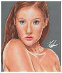 Portrait - Madeline 4 by neoyurin