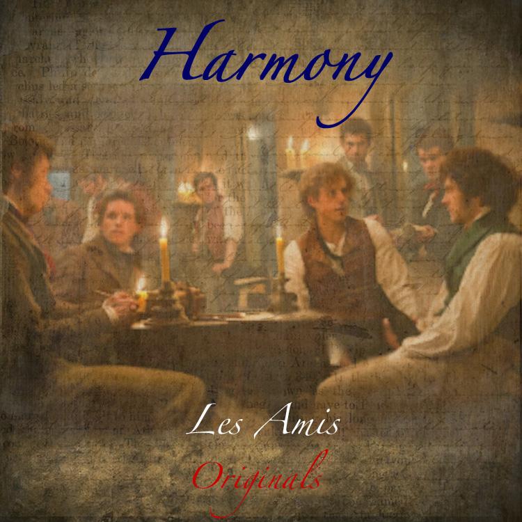 Cover art- Harmony- The originals by Ari-Mizuko