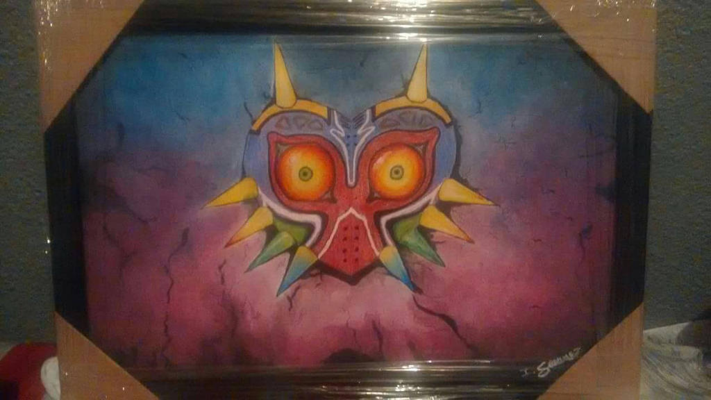 THE MAJORA'S MASK by chuyares92