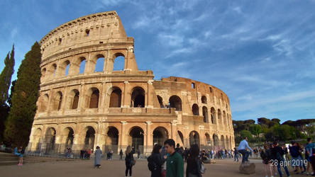 Colosseo by GraphicsWolf