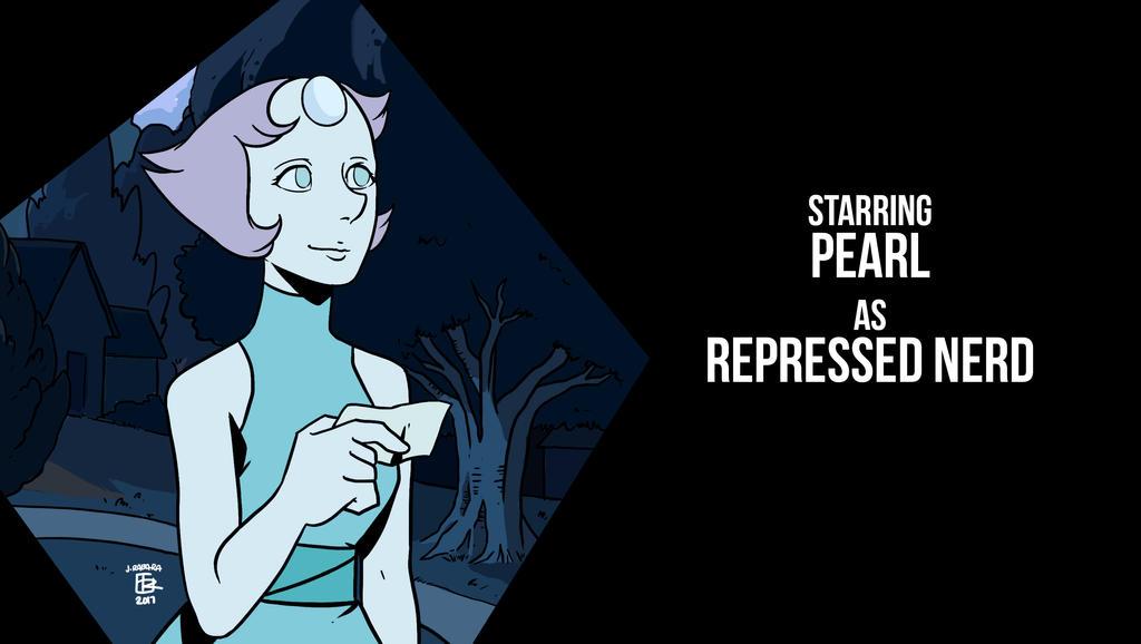Pearl the Repressed Nerd by NagseoNinja