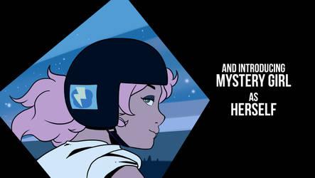 Mystery Girl the Girl of Mystery by NagseoNinja