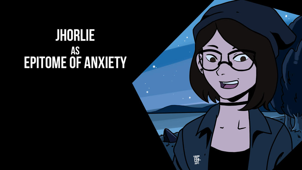 I am The Epitome of Anxiety by NagseoNinja