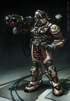 X2 Armor by littlepoop
