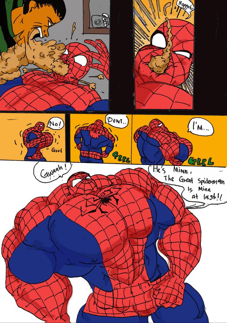 sandman spiderman comic - HD900×1280