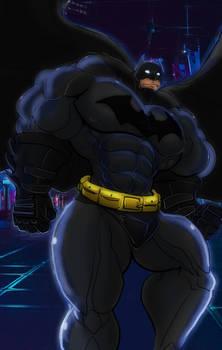 Biceptember: Batman