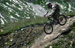 Downhill mountain biking I