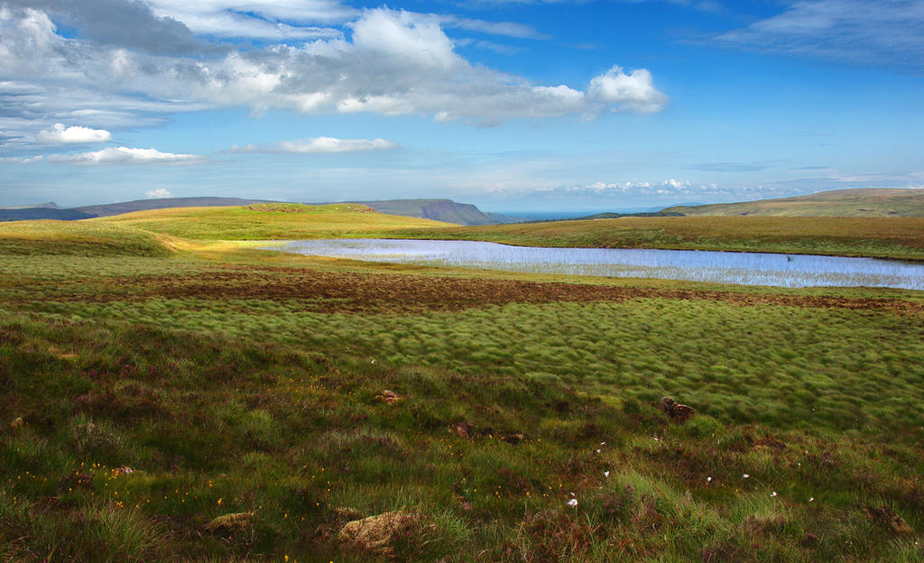 Garron Plateau I