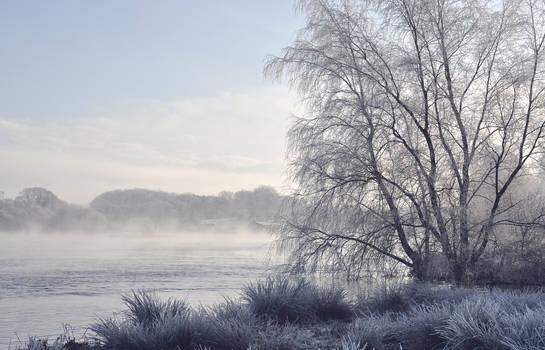 River Bann in winter VI