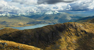 Loch Etive, Argyll and Bute, Scotland by younghappy