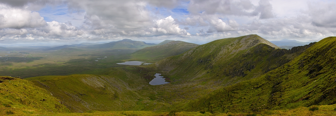 Ballycroy National Park, Mayo, Ireland by younghappy