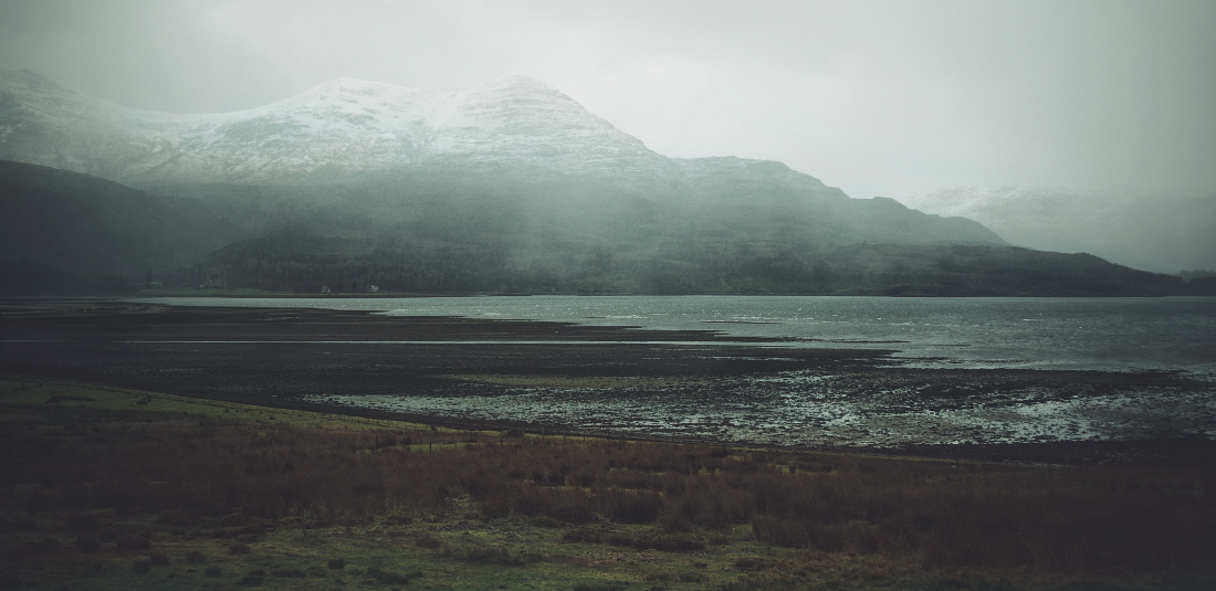 Torridon, Scotland II by younghappy