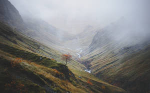 The Lost Valley of Glencoe, Scotland by younghappy