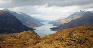 Loch Shiel, Highlands, Scotland by younghappy