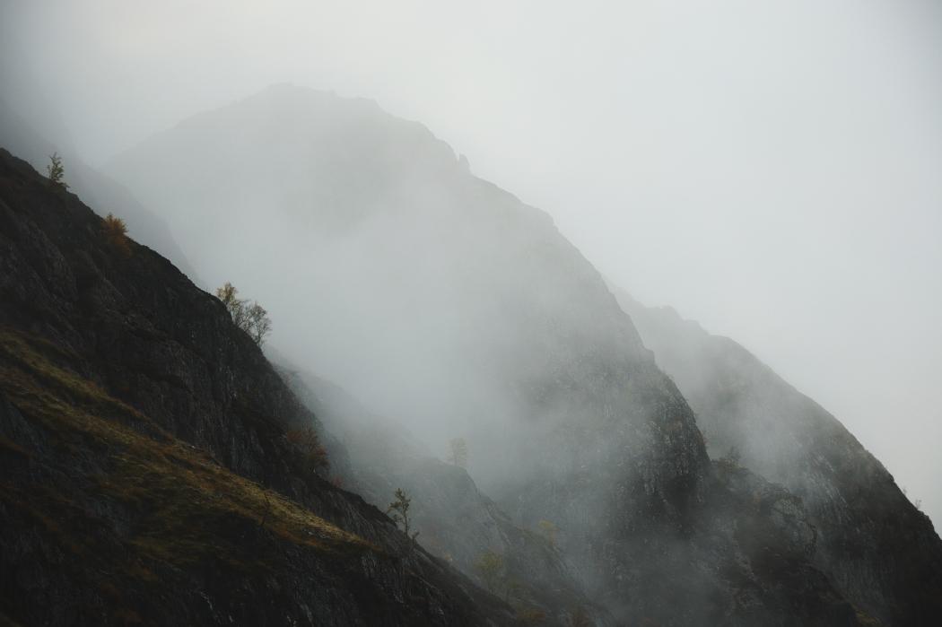 Hidden Valley, Glen Coe, Scotland by younghappy
