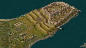 Burghead Pictish fort