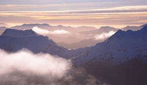Scotland, Highlands, Winter