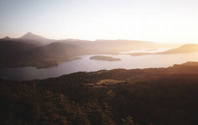 Lago Rupanco, Chile by younghappy