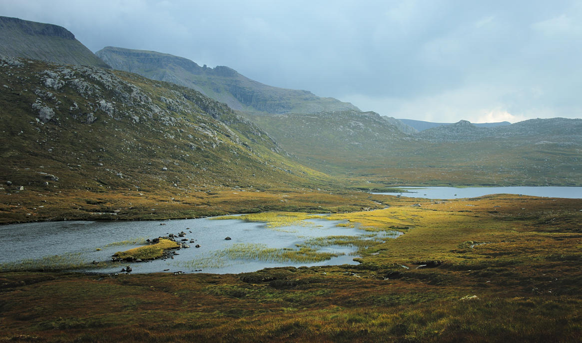 Fisherfield Forest by younghappy