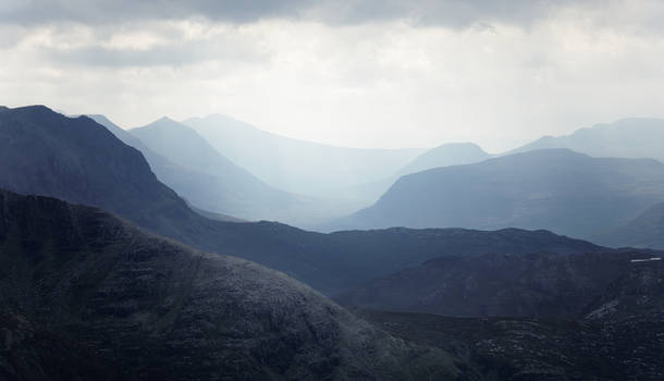 From Fisherfield to Torridon by younghappy