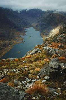 Loch Coruisk , Skye, Scotland II