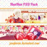[PSD] HunHan PSD Pack.