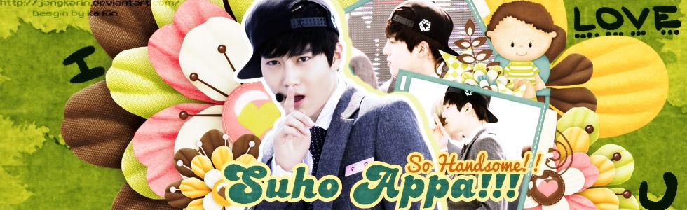 [Cover Zing] Suho #1- Suho Appa!!! by jangkarin