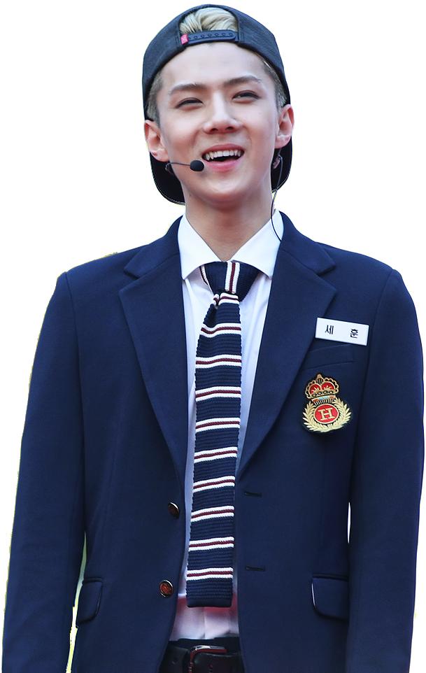 [Render] Sehun EXO #26 by jangkarin