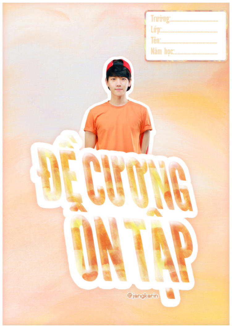 Cover DC for 2014-2015 #4 ( Baekhyun- EXO) by jangkarin