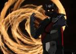 Radec Helghast Flame