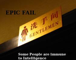 Epic Fail again by YanBaihu