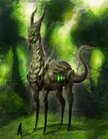 RIFT:The Kirin- Life Colossus by kewminus