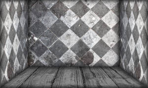Checkerboard Room