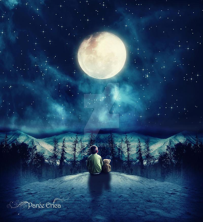 Stargazing by pareeerica