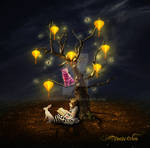 Bedtime Story in Wonderland