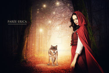 Red Riding Hood Pare Erica