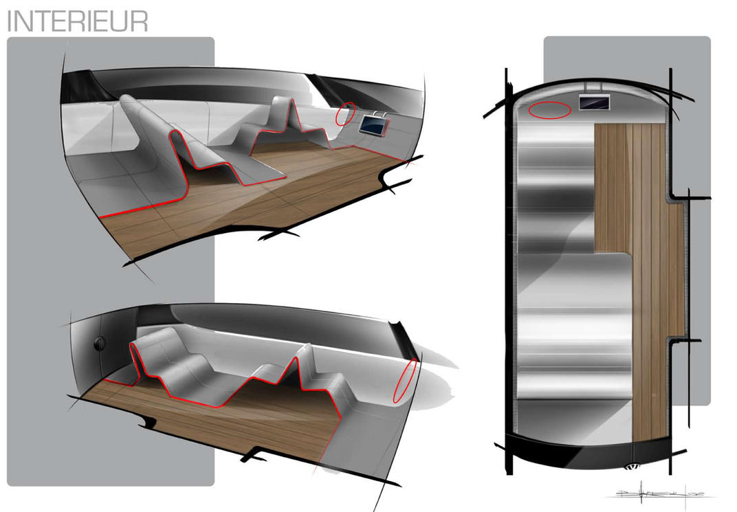 T1 microbus interieur by p sketch on deviantart for Interieur 010