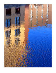 Fort Point Reflection 02 by backbayben