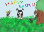 Easter Is Here! by xXMessy-JessXx