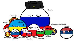 Slavics Stronk!