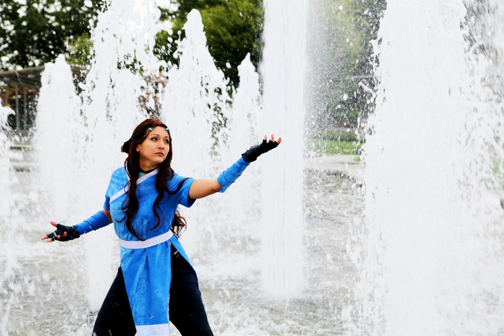 Katara - Taming the storm by hells-butterfly