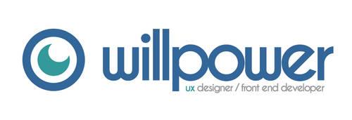 willpower logo by willpower